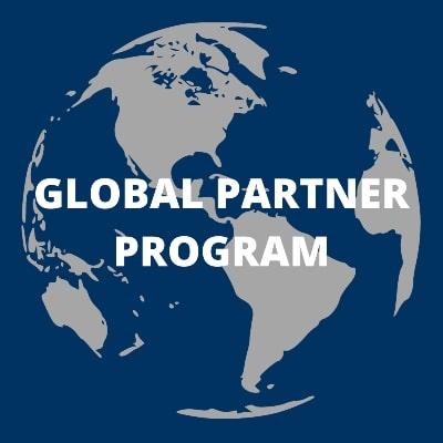 Global Partner Program Circle Image of Globe