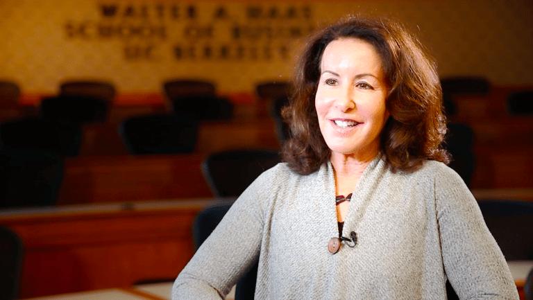 Jenny Chatman in an interview