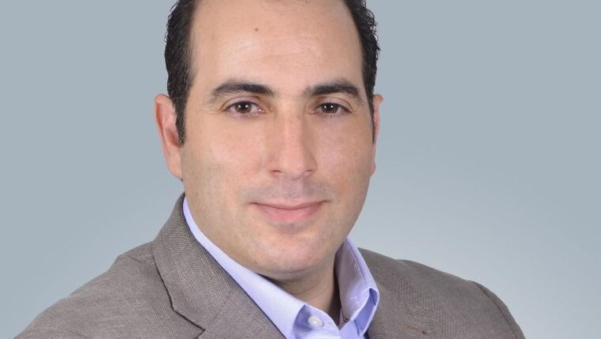 headshot of Mohamed Benmansour