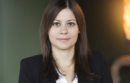 headshot of Selina Gartler