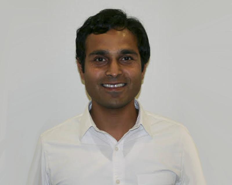 headshot of Apurv Kamath