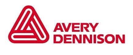 Avery Dennison red logo