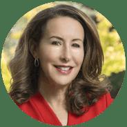 Circular image of faculty member, Jenny Chatman