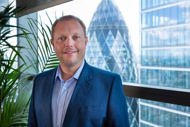 Image of Steve Hubert, Regional Vice President of Salesforce