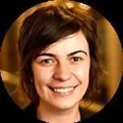 headshot of Anca Dragan